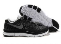 Nike Free 3.0 V4 Black Gray Shoes