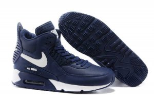 2014 Nike Air Max 90 Winter Sneakerboot Men Shoes-149