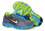 Nike LunarGlide+ 2 Black Blue Green Womens Shoes