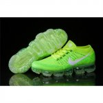 Mens Nike Air VaporMax Shoes Fluorescent White