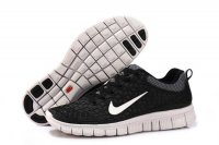 Nike Free 6.0 Black White Shoes