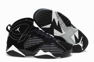 Air Jordan Retro 7 Women Shoes-1