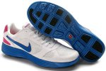 Nike Lunar Mariah TZ White Blue Mens Shoes