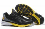 Nike LunarHaze+ Black Yellow Mens Shoes