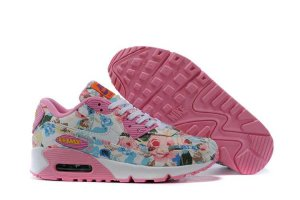 2015 Nike Air Max 90 Women Shoes-116