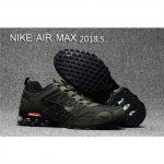 Mens Nike Air Max 2018.5 Shoes Olive Green