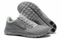 Nike Free 3.0 V4 Light Gray Shoes