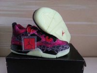 Air Jordan 4 Sky Luminous Limited Men Shoes-1