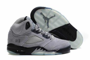 Air Jordan Retro 5 Women Shoes-2