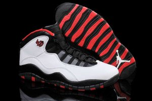Air Jordan 10 Men Shoes-18