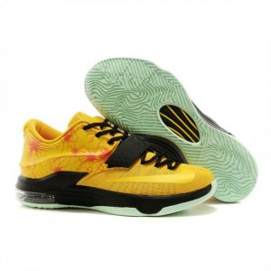 Mens Nike Zoom KD 7 Yellow Black
