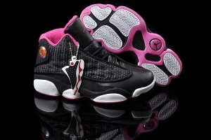 AIR JORDAN 13 Women Black Shoes 2013-1-17