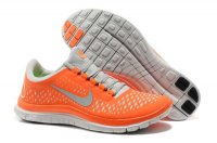 Nike Free 3.0 V4 Orange Shoes