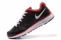 Nike LunarElite+ 2 Black Red Womens Running Shoes