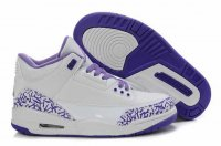Air Jordan Retro 3 Women Shoes-6