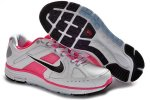 Nike Lunar Elite+ Leather White Pink Womens Shoes