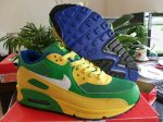 2014 World Cup Nike Air Max 90 Men and Women Shoes-1