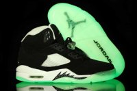 Jordan 5 Oreo Luminous Men and Women Shoes-1