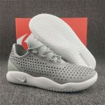 Mens Nike FI-Rue Zoom Grey White Shoes