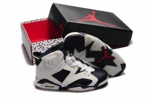 Air Jordan Retro 6 Shoes-9