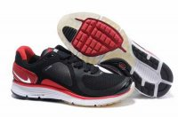 Nike Lunar Eclipse Black Red Mens Shoes