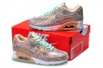 2015 Nike Air Max 90 Women Shoes-113
