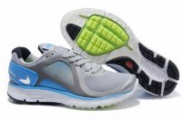 Nike Lunar Eclipse Grey Blue Mens Shoes