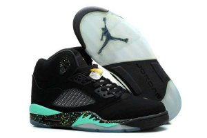 Air Jordan 5 World Cup Brazil Men Shoes-1