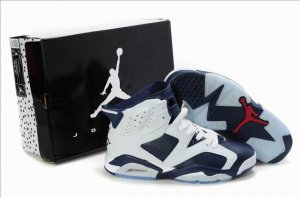 Air Jordan Retro 6 Shoes-8