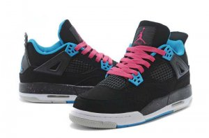 Air Jordan 4 Women Basketball Shoes-19