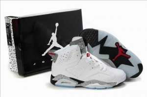 Air Jordan Retro 6 Shoes-33