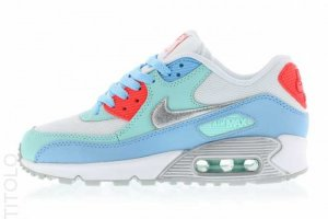 2015 Nike Air Max 90 Women Shoes-142