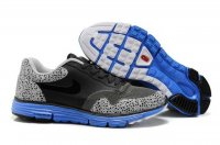 Nike LunarEclipse+ 2 Shoes Black Blue