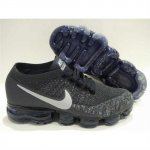 Mens Nike Air VaporMax Shoes Black White