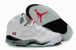 Air Jordan Retro 5 Shoes-2