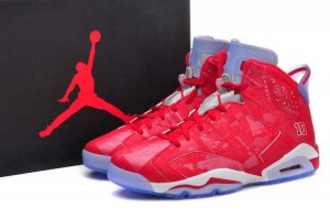 Air Jordan 6 Slam Dunk Women Shoes-14