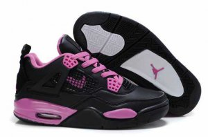 Air Jordan Retro 4 Women Shoes-14