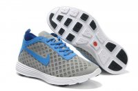 Nike Lunar Rejuven8 Mid Grey Blue Mens Shoes