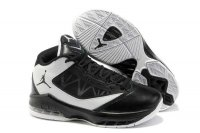 Air Jordan Melo Women black and white Shoes