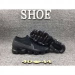 Mens Nike Air VaporMax Shoes Black