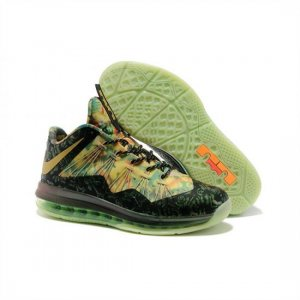 Mens Nike LeBron 10 Low Championship Pack