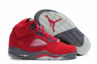 Air Jordan Retro 5 Women Shoes-3