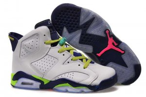 Air Jordan 6 Women Shoes-17