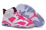 Air Jordan 6 Women Shoes-25