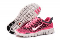 Nike Free 6.0 Pink Whrite Shoes