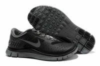 Nike Free 4.0 V2 Black Charcoal Gray Shoes