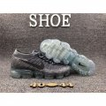 Mens Nike Air VaporMax Shoes Gray Black