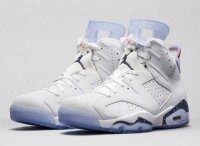 Air Jordan 6 Retro Women Shoes-13