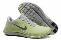 Nike Free 3.0 V4 Gray Green Shoes