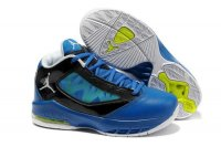 Air Jordan Melo Women blue Shoes
